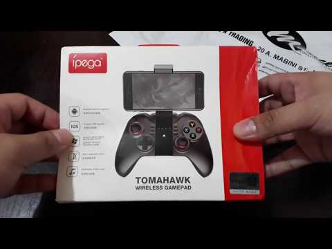 iPega PG-9068 Wireless Bluetooth Controller: Unboxing | Review (Android Phone, iOS, Android TV)