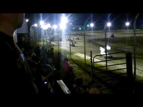 9/14/18 Legion Speedway 500cc Granite State Mini Sprint Feature race