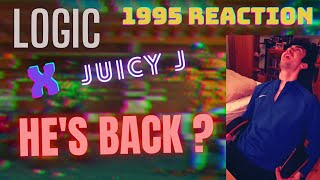 Juicy J & Loġic - 1995 Official Music Video REACTION