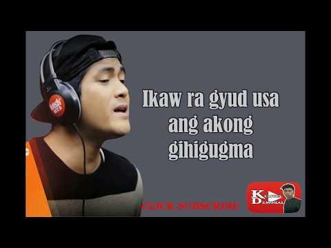 Ikaw Ra - Jay Ar Siaboc Lyrics Video |Official Bisaya Music (OBM )2018