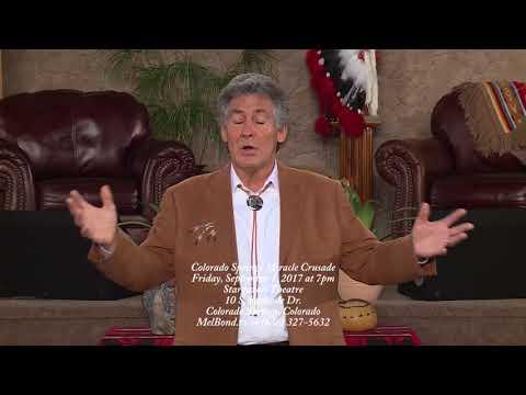 Kansas City Crusade 1st Service - August 27, 2017 - Mel Bond
