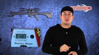 "Airsoft GI - Stalker 18"" DMR Designated Marksman RIfle vs. VFC SCAR-H MK17 SSR Sniper Security Rifle"