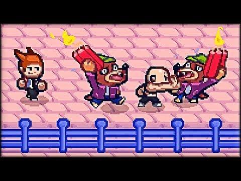 Beat Street Game Walkthrough #1 (1-10 lvl + Boss battle)