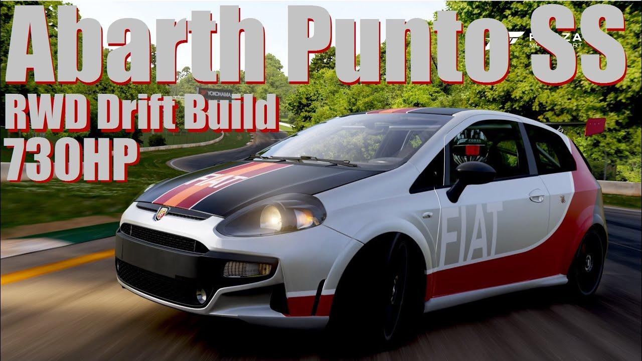 STREETTUNERZ // Forza Motorsport 6 Abarth Punto SuperSport 730HP RWD on fiat x1/9, fiat ritmo, fiat doblo, fiat barchetta, fiat stilo, fiat cinquecento, fiat panda, fiat 500l, fiat 500 turbo, fiat multipla, fiat cars, fiat 500 abarth, fiat linea, fiat bravo, fiat marea, fiat spider, fiat seicento, fiat coupe,