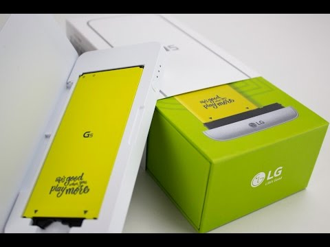 Featured Review: LG G5 | Android Headlines