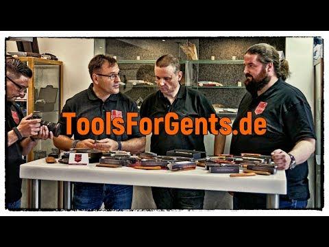 Tools for Gents - Shop Eröffnung in Gottmadingen | Werkzeuge für Gentleman | EDC Gear | Teil 1