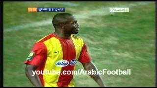 Al-Ahly v.s Esperance (0-1) Niang Goal champions league 2011
