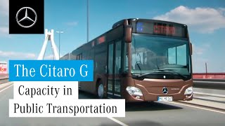 Mercedes-Benz Buses | The new Citaro articulated bus