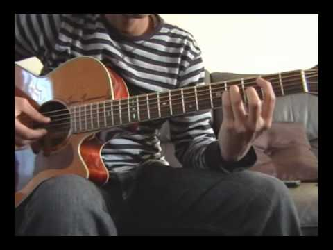 Tutorial: Give in to me - Michael Jackson Fingerstyle Guitar arrangement