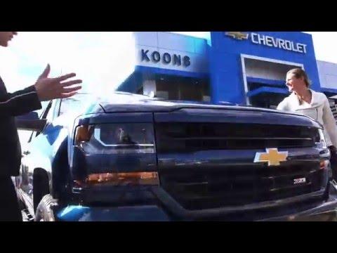 Ever Hear Of Koons White Marsh Chevrolet?