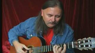Love Story Theme - acoustic guitar - Igor Presnyakov