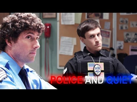 POLICE AND QUIET - Cop Whack-a-Mole - Episode 1 - Goldentusk