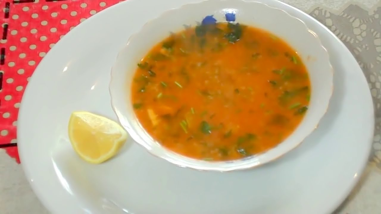 Chorba frik cuisine - Youtube cuisine tunisienne ...
