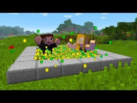 OD DZISIAJ BĘDZIEMY SIĘ KĄPAĆ W EXPIE! - Minecraft Survi 1.13 | AGU i ZIO