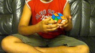 2x2 Rubik`s Cube Practice Solve
