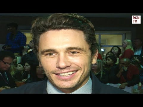 James Franco On Crazy Tommy Wiseau Meeting