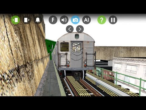 Hmmsim 2 A R183B (Q) Train Full Route Test to [Brightion Beach] by