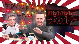 Sparmagtalk #31: Unsere Highlights des Jahres 2017!