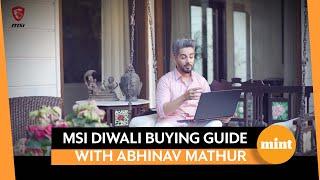Tech geek Abhinav Mathur tells us which laptops to buy during Diwali!