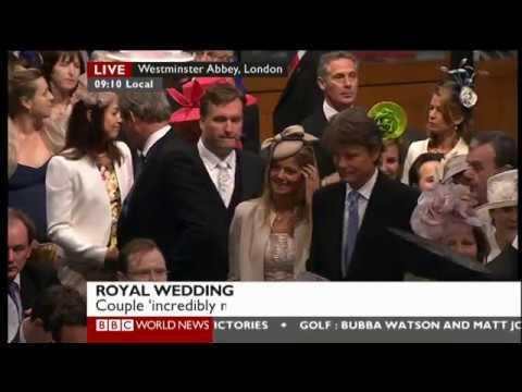 Bbc world news live royal wedding