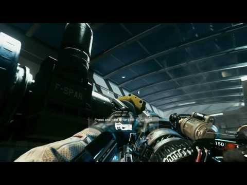 The first 15 minutes of Call of Duty: Infinite Warfare has ferocious firefights