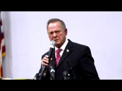 Roy Moore says media is harassing him amid sex allegations