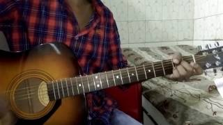 Besabriyaan Song Guitar Cover From The Movie (M.S Dhoni) |Armaan Malik| |Amaal Mallik|