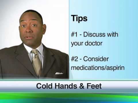 What's Causing My Cold Hands And Feet?  | Ask The Doctor