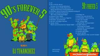 90's Forever 5 - Eurodance Megamix (90s Dance)