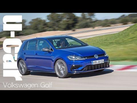 2017小改款Golf 西班牙試駕(Golf R、GTE、GTi) 3車型搶先體驗   U-CAR 新車試駕