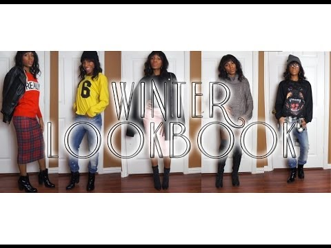 Winter Lookbook No. 1