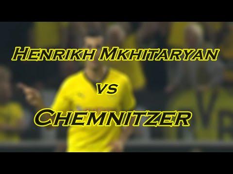 Henrikh Mkhitaryan Vs Chemnitzer