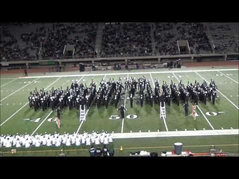 2012 - 2013 TWHS Marching Band Seven Nation Army 11162012