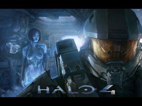 Halo 4 смотреть мультфильм