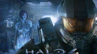 Halo 4. Фильм по игре Halo 4 (Игрофильм) в HD ;)