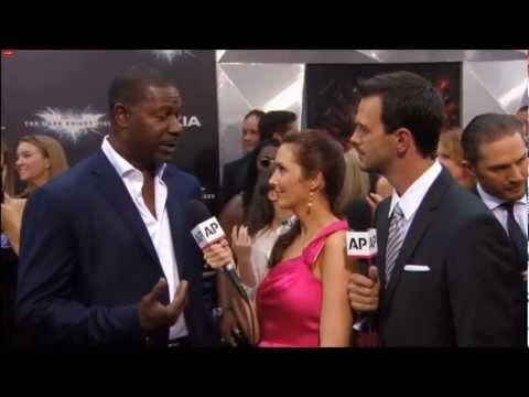 The Dark Knight Rises Premiere - LIVE World Premiere w/ Interviews