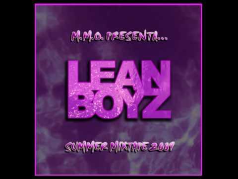 LEAN BOYZ - 02. My Hood (feat. Urban P. Jee Lock de Etilic Maffia)