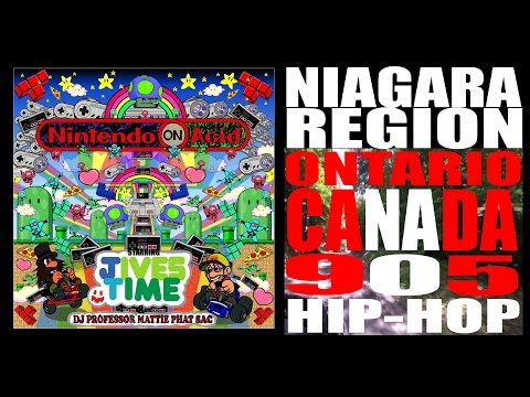 Nintendo On Acid (Full Album) Travel Through Niagara Ontario Canada