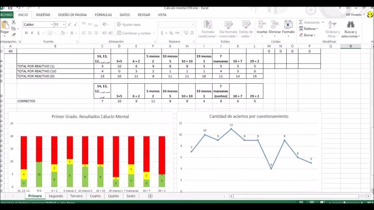 Análisis de Cálculo Mental en SisAT - YouTube