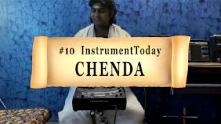 #10 INSTRUMENT-TODAY #instrumenttoday | Percussion Instruments Series | CHENDA | SarveshKarthick