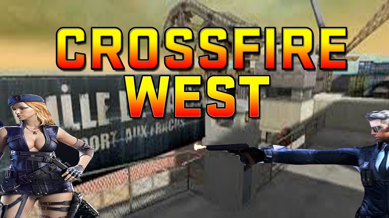 CrossFire China    Ultimatum (VVIP Character) ! - YouTube