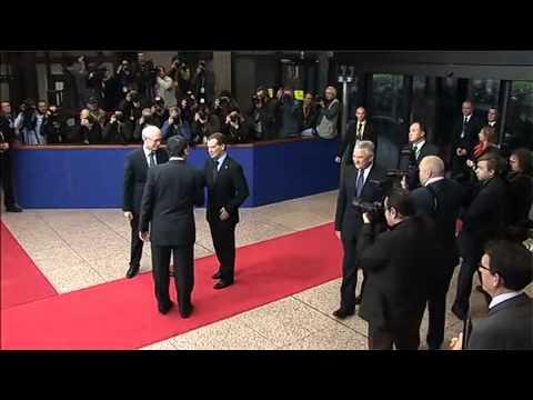 UE şi Rusia se aliază pentru guvernanţa mondială