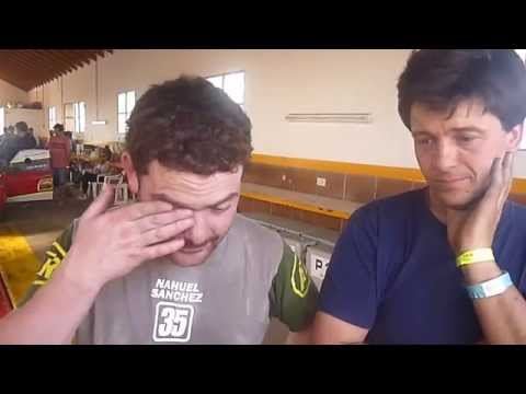 Sánchez y Cassou, la emoción de ganar