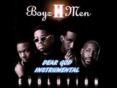 Boyz 2 Men - Dear God ( Instrumental PSR Yamaha 720 )