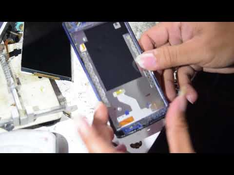 Disassembly oppo 1201 , replace lcd oppo 1201