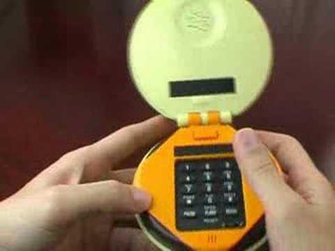 Hamburger Phone (like in JUNO) - Funny Gadget Product