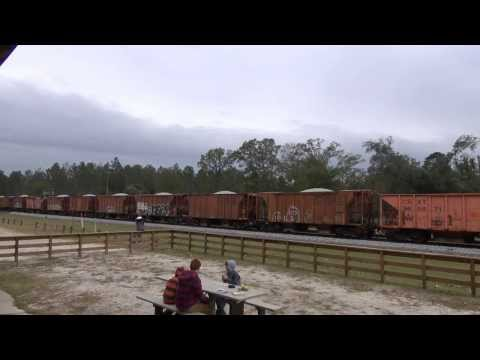 An Awesome First Time Experience of the Folkston Funnel - Part 2 (12/27/2013)