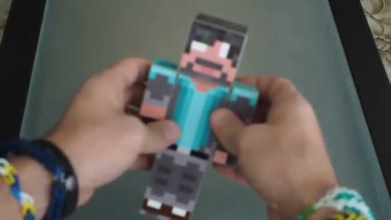Minecraft Thinknoodles Endertoys Giveaway Contest Youtube