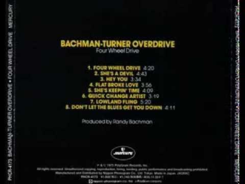 Bachman-Turner Overdrive - Lowland Fling