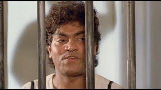 जेल में चिकन मटन चहिये हमको भी - जॉनी लीवर - कॉमेडी वीडियो ( Johnny Lever Comedy Scene )